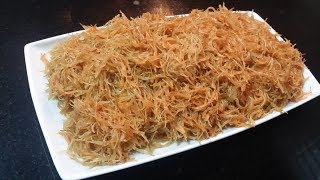 How To Make Simple&Quick Sweet Vermicelli Recipe With Low Cost/Meethi Semiya Recipe/Semai Recipe