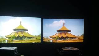 benq mw526 vs optoma gt 1080