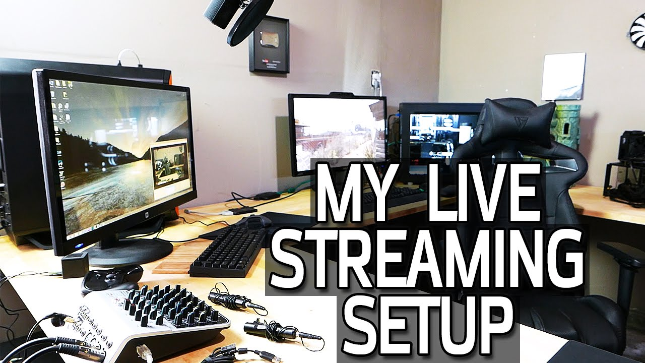 Live Streaming Room Cameras Online