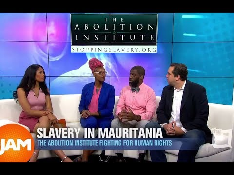 Stopping Slavery in Mauritania