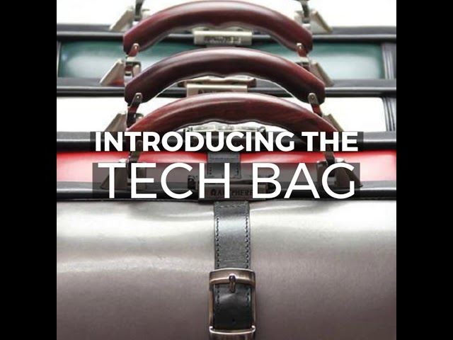 Introducing our New Tech Shoulder Bag