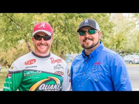 Lake Norman   Leaders Breakdown Close Race