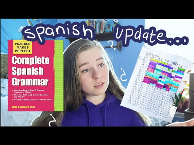 Studying Spanish Again! 3 month update & my FAVORITE language learning resources