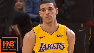 Cleveland Cavaliers vs LA Lakers 1st Qtr Highlights / Week 9 / Dec 14