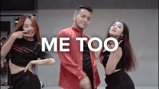 Скачать Me Too Meghan Trainor Kevin Shin Choreography
