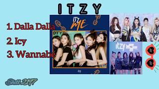 #kpop #itzy itzy playlist. DALLA DALLA, ICY, WANNABE