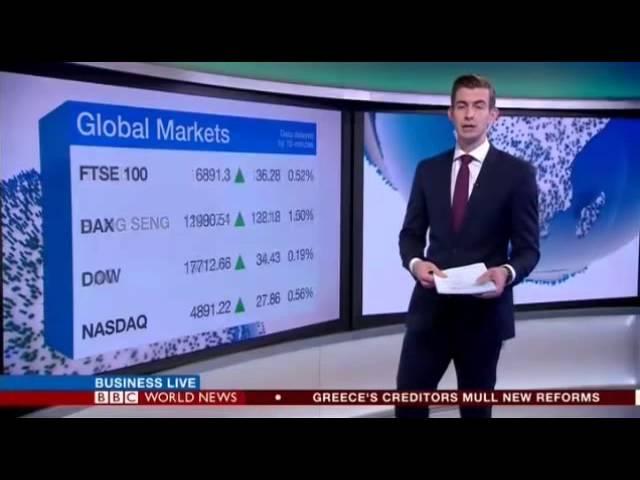 BBC World News: Business Live