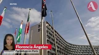 Reporte desde París: Trump saca a EU de la Unesco