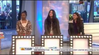 One Direction Trivia on The Today Show