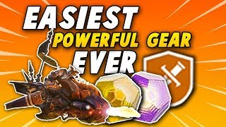Powerful Gear + Exotics in Under 5 Minutes - Don't Miss This Adventure! (Destiny 2 Forsaken)