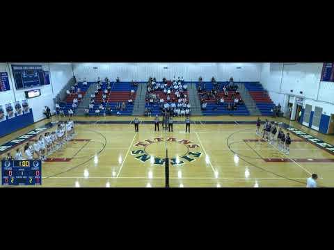 Shaler Area Vs. North Allegheny Varsity Womens' Volleyball