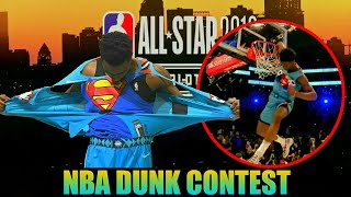 slam dunk contest highlights