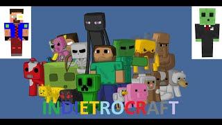 Indietrocraft by lollobiso77 ep.3 - minecraft ita coop