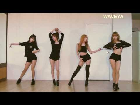 Waveya - miss A 미쓰에이 Hush 허쉬 cover dance