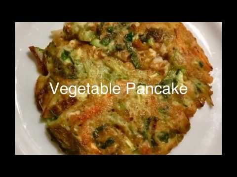 Vegetable Pancake