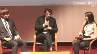 François Baroin - Les Rencontres Passerelles de Reims Management School