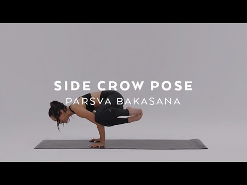 How to do Side Crow Pose | Parsva Bakasana Tutorial with Briohny Smyth