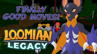 VESPERATU FINALLY GETS THE MOVES IT NEEDS! - Loomian Legacy PVP