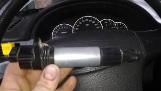 Как определить неисправную катушку на 16 клапанном моторе