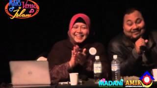 Kerjaya & keluarga [MaVIs 2013]