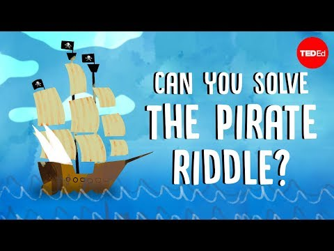 Thumbnail: Can you solve the pirate riddle? - Alex Gendler