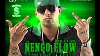 Tu Me Tientas - Ñengo Flow (Original) (Con Letra) REGGAETON