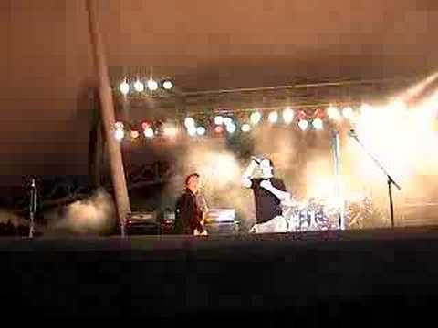 Three Days Grace at Jubilee City Fest, Montgomery Alabama