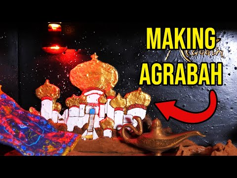 DIY - How To Make AGRABAH From Aladdin