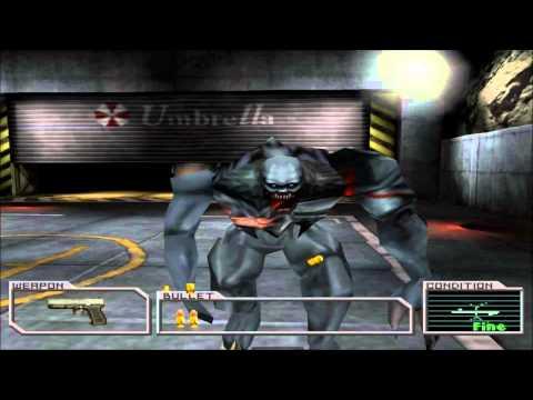Resident Evil Survivor Hypnos Tyrant (Handgun A only, No healing)