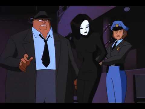 The New Batman Adventures - 98 Mean Seasons HD - Calendar Girl / Page Monroe