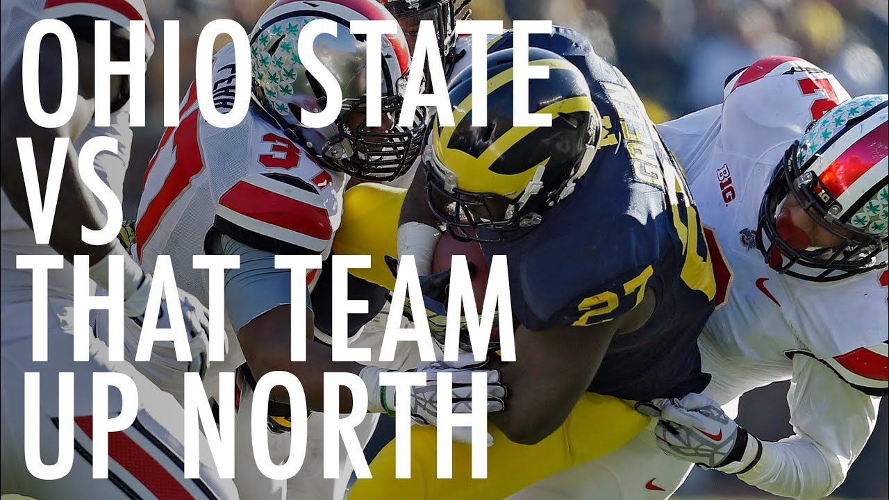 Ohio State Football: OSU vs That Team Up North Trailer ...