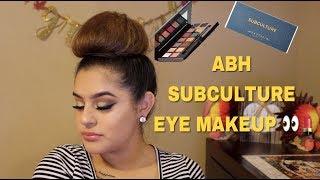 Gambar cover ABH 'Subculture' Eye Makeup Tutorial   Lesly Ayala