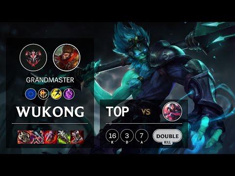 Wukong Top vs