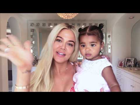Khloé Kardashian on New Mom Makeup, Contouring, and the Meaning Behind Her Daughter's Name thumbnail
