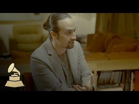 GRAMMY Winner Hamilton Creator Lin-Manuel Miranda | Interview Highlights | 58th GRAMMYs
