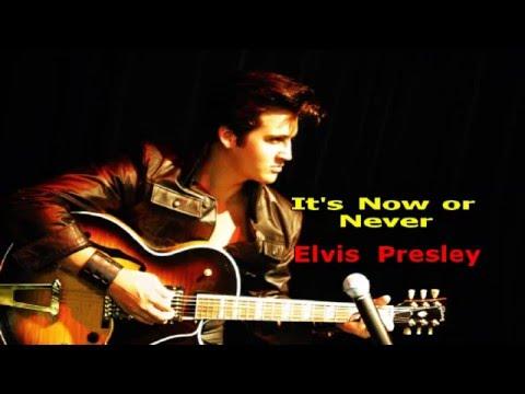It's Now or Never Karaoke (Original!) - Elvis Presley (High Quality!)