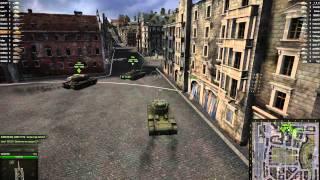 КВ-4 - обзор танка и бой на карте Химмельсдорф(Вначале подробно рассказываю о достоинствах и недостатках КВ-4. Во второй части видео вы можете посмотреть..., 2012-06-12T14:40:33.000Z)