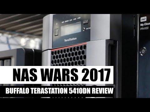 NAS Wars 2017: Too many fails for the Buffalo Terastation