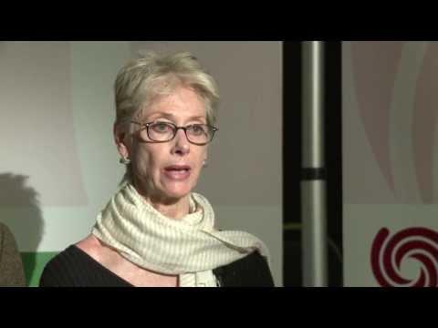 AAA Global Climate Change TaskForce - Shirley Fiske And Tony Oliver-Smith