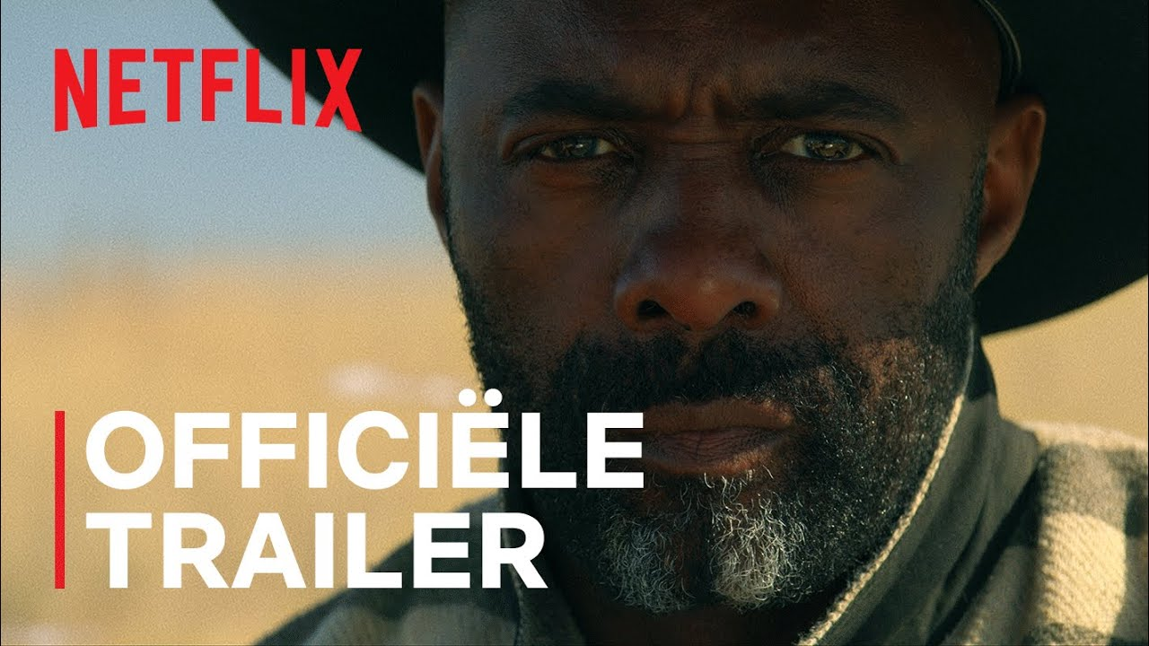 Idris Elba & Regina King in The Harder They Fall trailer op Netflix België