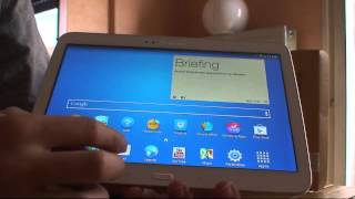 Test Galaxy Tab 3 10 pouces