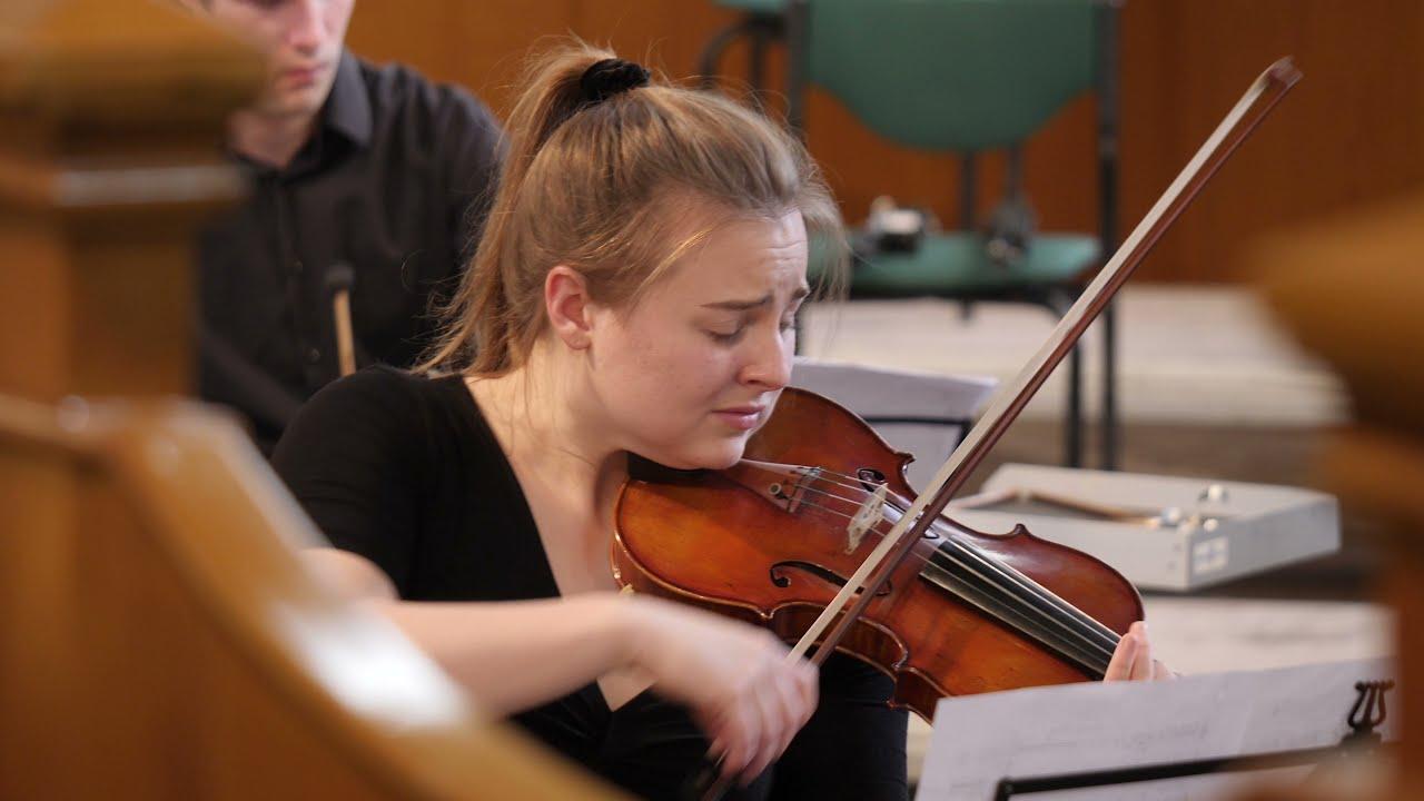 Lili Boulanger: D'un matin de printemps / Fergus McAlpine . Zemlinsky Chamber Orchestra
