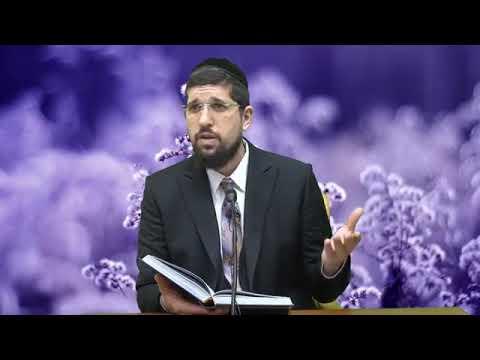"""הרב אליהו עמר שליט""""א זרע שמשון לפרשת בשלח"""