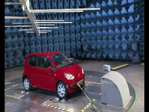 Volkswagen up! electromagnetic compatibility