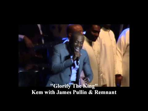 """Glorify The King"" by Kem (LIVE IN ATLANTA)"