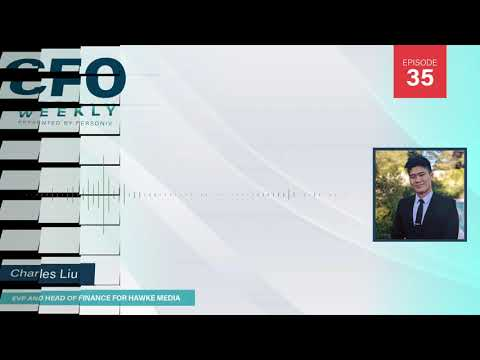 Building a Better Relationship Between Finance and Operations W/Charles Liu | CFO Weekly, Ep. 35