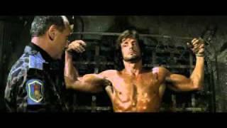 "Rambo 2 ""eres un oso muy fuerte"""