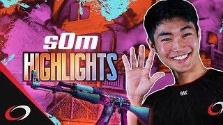 Best of s0m 1 CS GO Stream Highlights