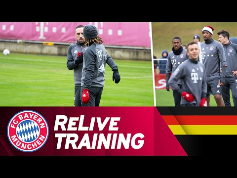 ReLive | FC Bayern Training