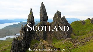 Scotland 4K - Scenic Relaxation Film With Calming Music